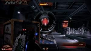 Mass Effect 2 : Beim ersten Aufeinandertreffen können Sie den Oculus nicht komplett besiegen. Er kehrt mit voller Gesundheit ein zweites Mal zurück.