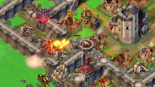 Age of Empires: Castle Siege - Gameplay-Trailer zum Mobil-Ableger