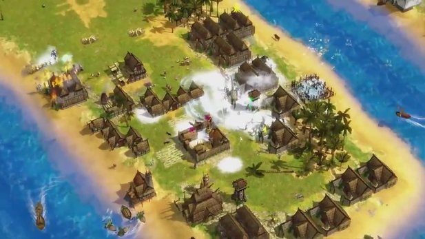 Age of Mythology: Extended Edition - Ingame-Trailer zur Neuauflage