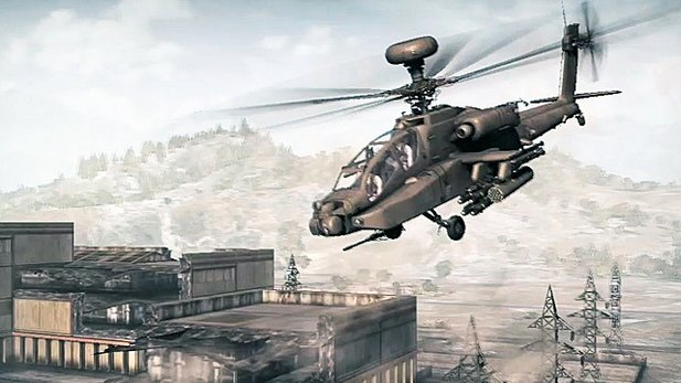 2. Gameplay-Trailer zu Apache: Air Assault