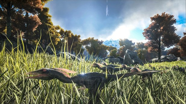 Ark: Survival Evolved - Gameplay-Video stellt den Compsognathus vor