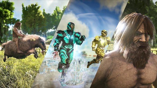 Ark: Survival Evolved - Gameplay-Trailer stellt das große Tek-Tier-Update vor