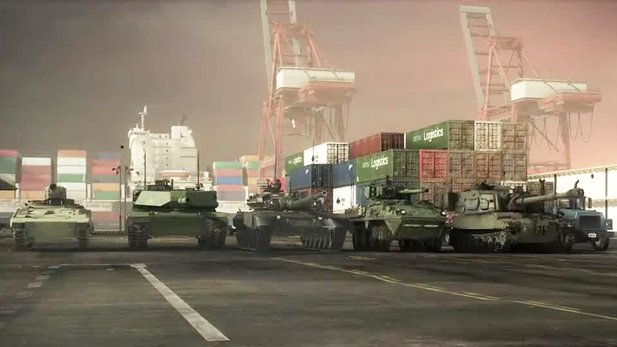 Armored Warfare - Trailer zur Early-Access-Phase