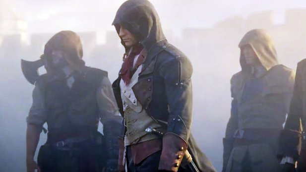 Assassin's Creed: Unity - E3-CGI-Trailer: Straßenschlacht in Paris