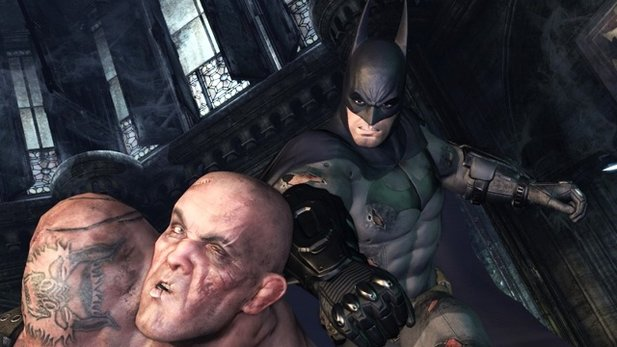 Test-Video zu Batman: Arkham City
