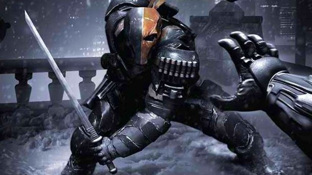 Batman: Arkham Origins - Erster Teaser-Trailer: Batman vs. Deathstroke