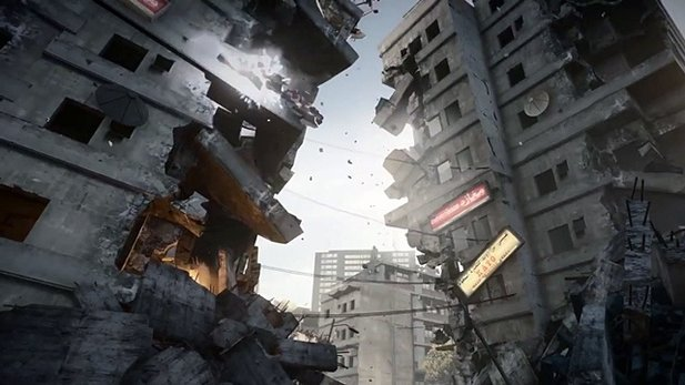 BF3: Aftermath - Flythrough durch Epicenter-Map