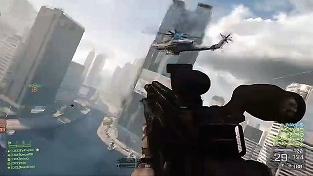 Battlefield 4 - Multiplayer-Gameplay: Siege of Shanghai (E3 2013)