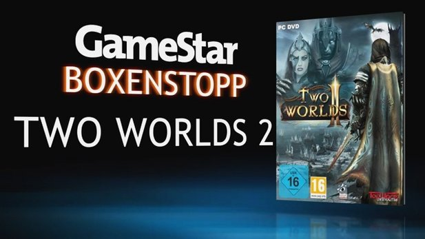 Two Worlds 2 - Boxenstopp
