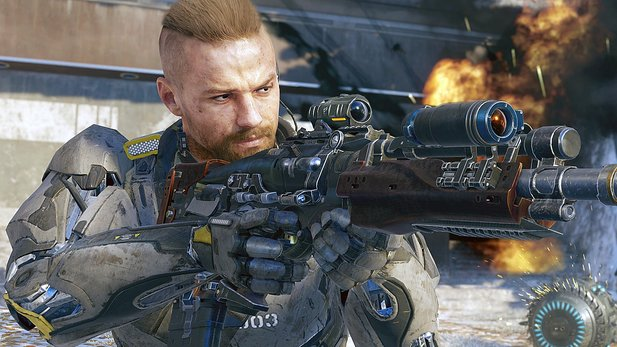 Treyarch spendiert exklusive InGame-Items für Call of Duty: Black Ops 3 in Abhängigkeit des erreichten Rangs in einem ihrer Vorgängerspiele.