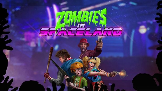 Call of Duty Infinite Warfare - Zombies in Spaceland heißt die nächste Episode im Zombies-Universum. Mit 80s-Setting, Seth Green und David Hasselhoff.