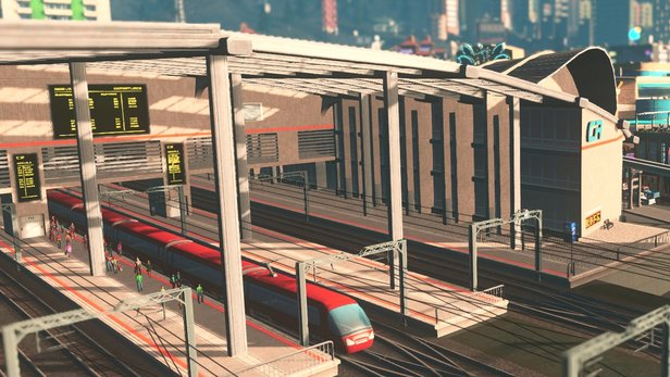 Cities: Skylines - DLC »Mass Transit« im Ankündigungs-Trailer