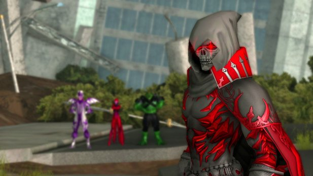 City of Heroes Freedom - Free2Play-Trailer