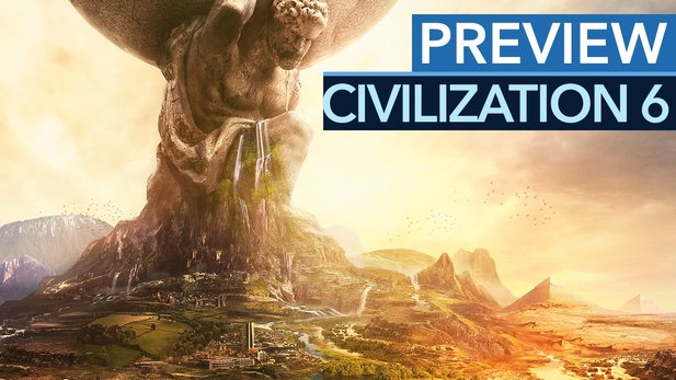 Civilization 6 - Erstes Gameplay im Preview-Video