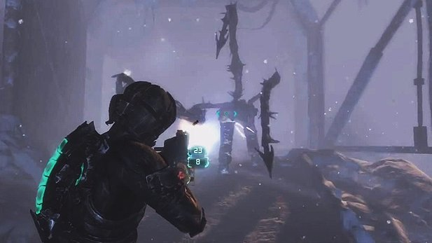 Gameplay-Video von Dead Space 3