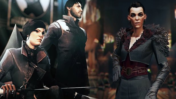 Dishonored 2: Das Vermächtnis der Maske - Deutscher Launch-Trailer