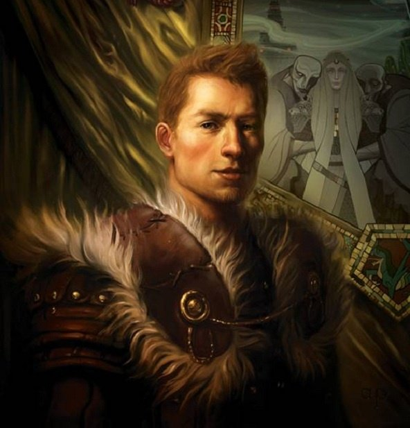 In Dragon Age: Those Who Speak folgt man Alistair in ein dunkles Imperium.