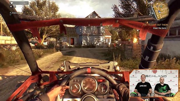 Dying Light: The Following - 15 Minuten Gameplay, 10 Minuten Talk