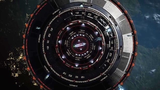 Elite: Dangerous - Ingame-Trailer zum Update 1.1