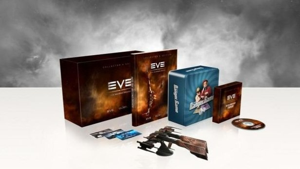 EVE Online - »The Second Decade« Collector's Edition
