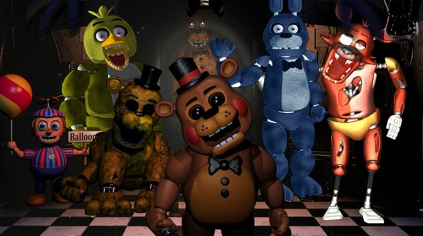 Das Indie-Survival-Horror-Game Five Nights at Freddy's kommt ins Kino.