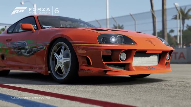 Forza Motorsport 6 - Gameplay-Trailer vom DLC »Fast & Furious Car Pack«.