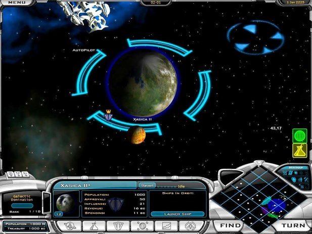Galactic Civilizations 2 -