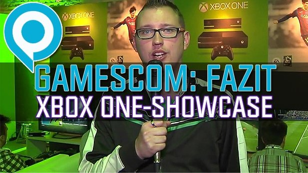 gamescom: Xbox One-Showcase - Fazit-Video zu Microsofts Hands-On-Veranstaltung