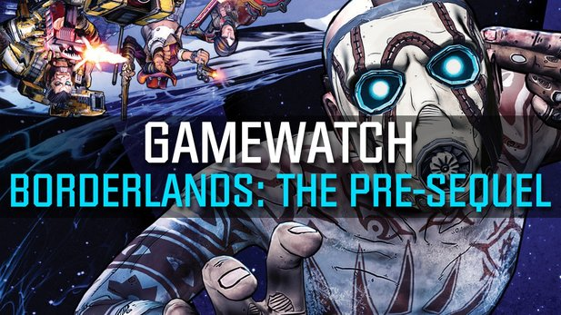 GameWatch: Borderlands: The Pre-Sequel - Video-Analyse: 8 Minuten Koop-Gameplay