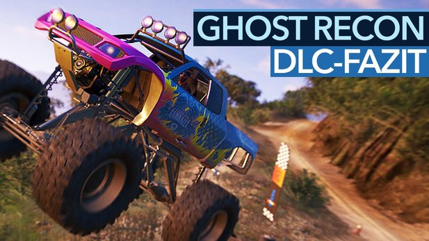 Ghost Recon: Wildlands - Video-Fazit zum Narco-Road-DLC: Der GTA-Overkill?