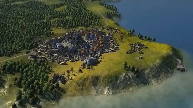 Grand Ages: Medieval - Kurzer Überblicks-Trailer