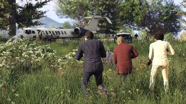 Das nächste Update für GTA Online mit dem Namen »Further Adventures in Finance and Felony« erscheint am 7. Juni 2016.