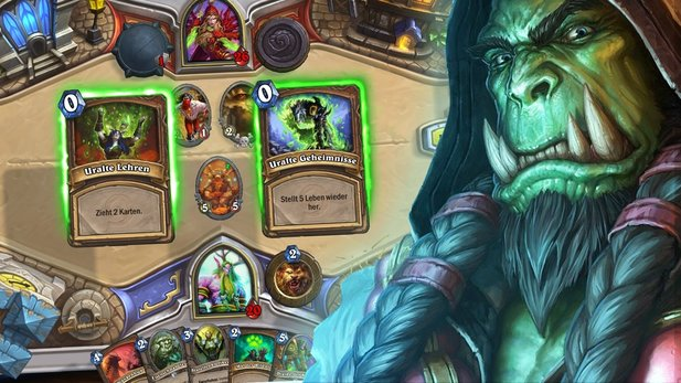 Hearthstone: Heroes of Warcraft - Test-Video zu Blizzards Sammelkartenspiel