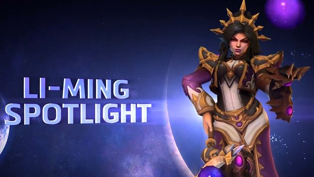 Heroes of the Storm - Helden-Trailer zu Li-Ming