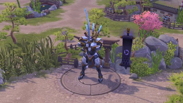 Heroes of the Storm - Trailer: Hanamura im Detail vorgestellt