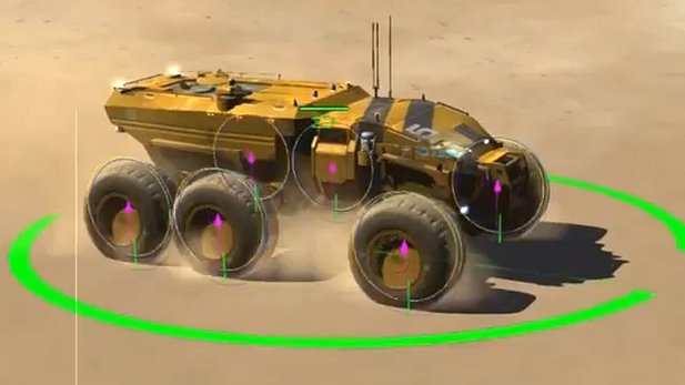 Homeworld: Deserts of Kharak - Entwickler-Video zu Story, Gameplay und Design