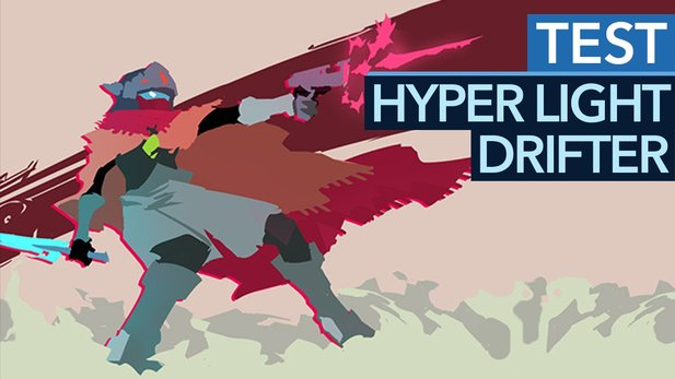Hyper Light Drifter - Test-Video zum Retro-Action-Adventure