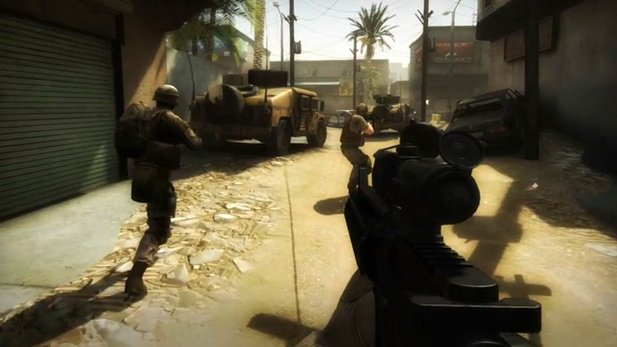 Insurgency - Gameplay-Trailer zum Early-Access-Launch