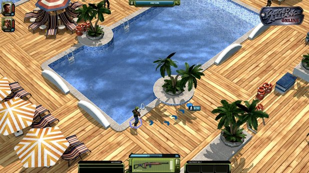 Die Open-Beta von Jagged Alliance Online hat begonnen.