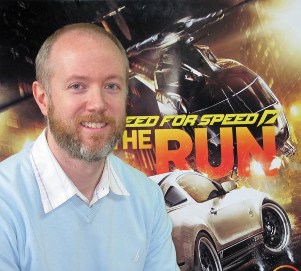 Jasom DeLong ist der Executive Producer von Need for Speed: The Run.