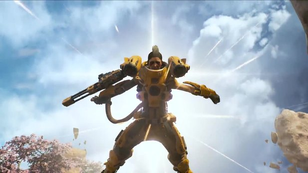 Lawbreakers - Gameplay-Trailer zum Arena-Shooter von Cliff Bleszinski