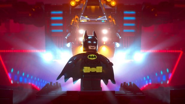 LEGO Batman Movie - Erster Kino-Trailer zur Animationskomödie