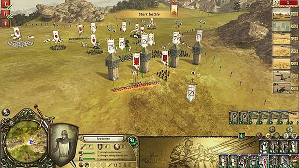 Gameplay-Trailer zu Lionheart: Kings' Crusade