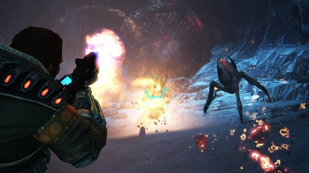 Lost Planet 3 - Gameplay-Trailer »A Dangerous Secret«