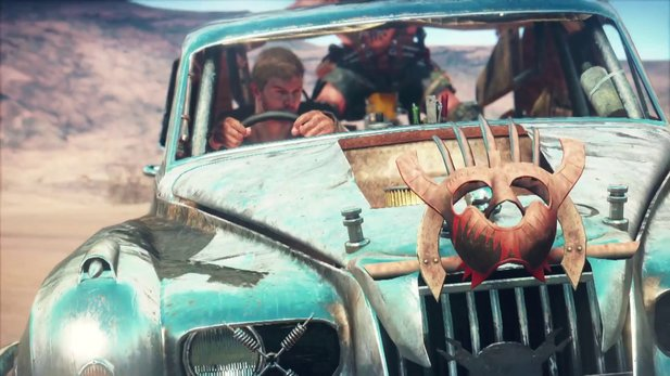 Mad Max - Die PlayStation-4-exklusiven Inhalte im Trailer