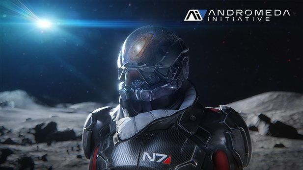 Mass Effect: Andromeda - Join the Andromeda Initiative