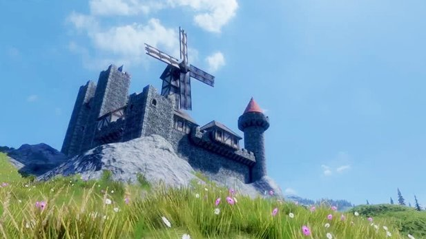 Medieval Engineers - Entwickler-Video stellt Survival-Modus vor