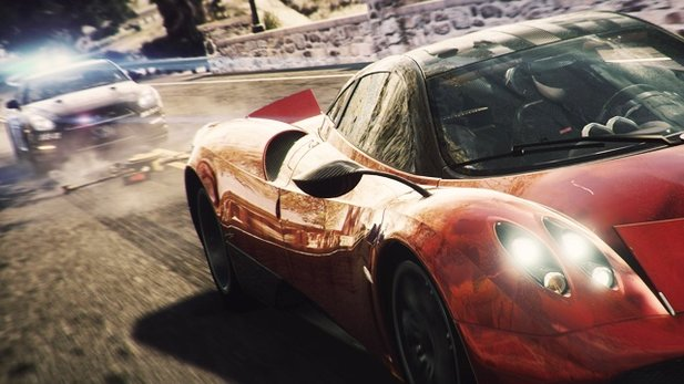 Test-Video von Need for Speed Rivals