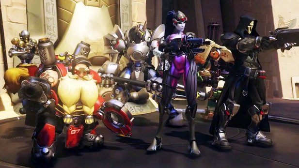 Overwatch - Vorschau-Video zum Blizzard-Shooter