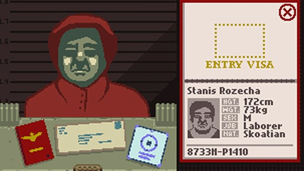 Papers, Please - Trailer zum Einwanderungs-Adventure